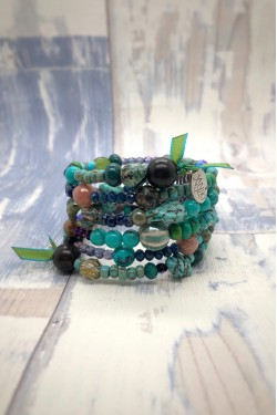 Bracelet ressort 3