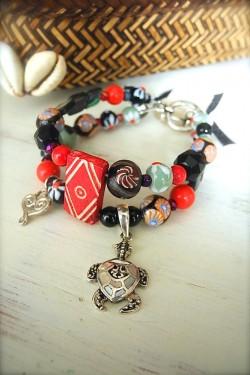 Bracelet Tortue Bali