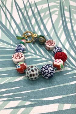 Bracelet Chinoiserie N°3