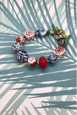 Collier Chinoiserie...