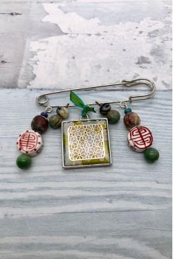 Bracelet Tibet Ressort...