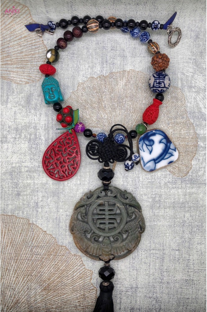 collier hong kong chinoiserie